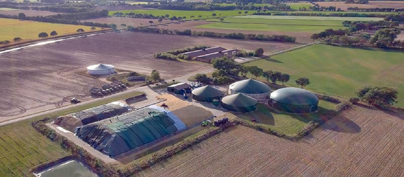 I primi impianti di biometano in Italia